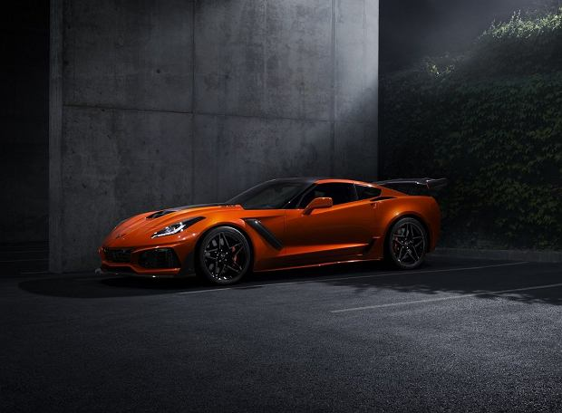 Chevrolet Corvette ZR1 2017