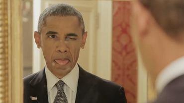 Barack Obama w skeczu serwisu Buzzfeed