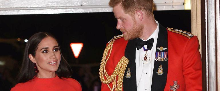 Książę Harry sam podjął decyzję o odejściu z rodziny królewskiej