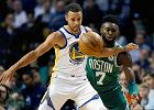 NBA. Boston Celtics nie do zatrzymania dla Golden State Warriors