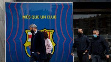 Media: Nowy prezes Barcelony już działa.