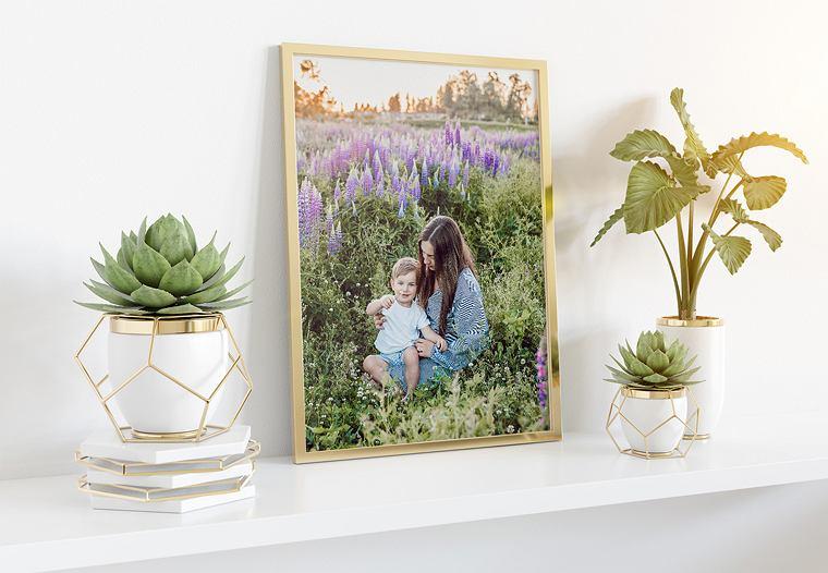 Stworzenie plakatu rodzinnego