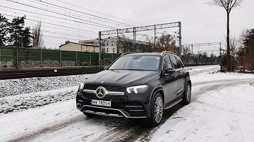 Mercedes GLE 350 de