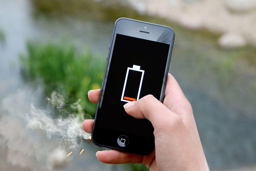 Akumulator - najsłabsze ogniwo wielu smartfonów.