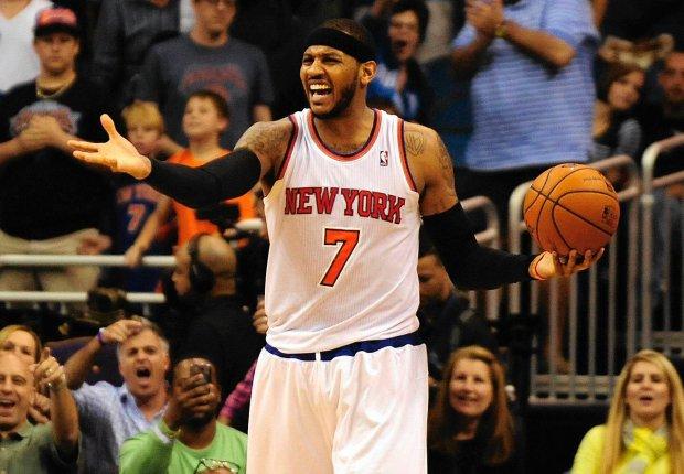 NBA. Carmelo Anthony decyduje: Bulls, Knicks, a może Lakers?
