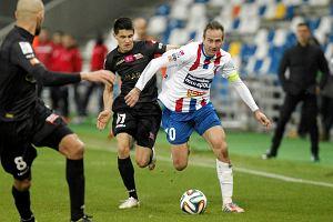 Rekord widowni w Bielsku-Białej, boiskowe nudy w meczu z Cracovią