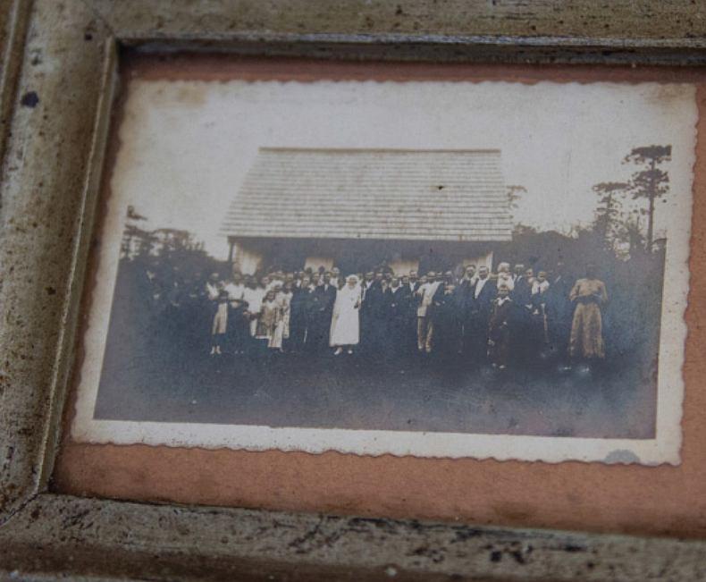 Pierwsi polscy osadnicy w Sao Mateus do Sul z rodziny Przybyszewskich