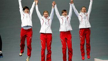 Katarzyna Bachleda-Curuś, Natalia Czerwonka, Katarzyna Woźniak, Luiza  Złotkowska