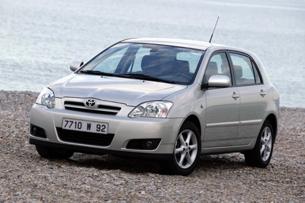 Toyota Corolla z 2004