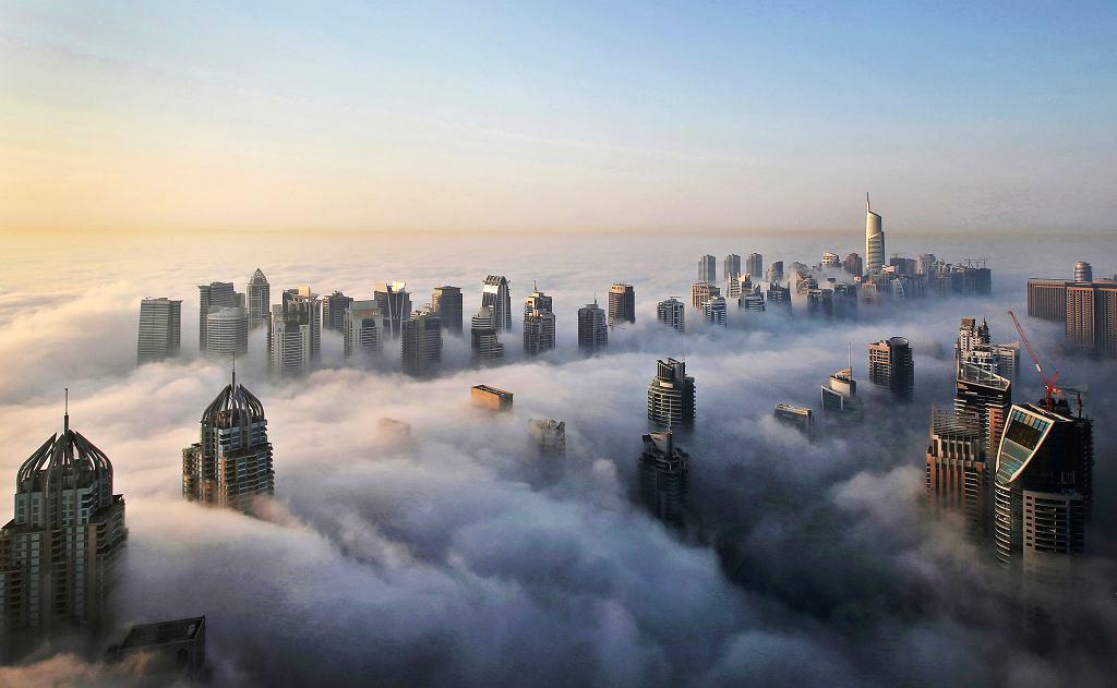 Dubaj. Modelki pozowały nago na balkonie, teraz grozi im więzienie