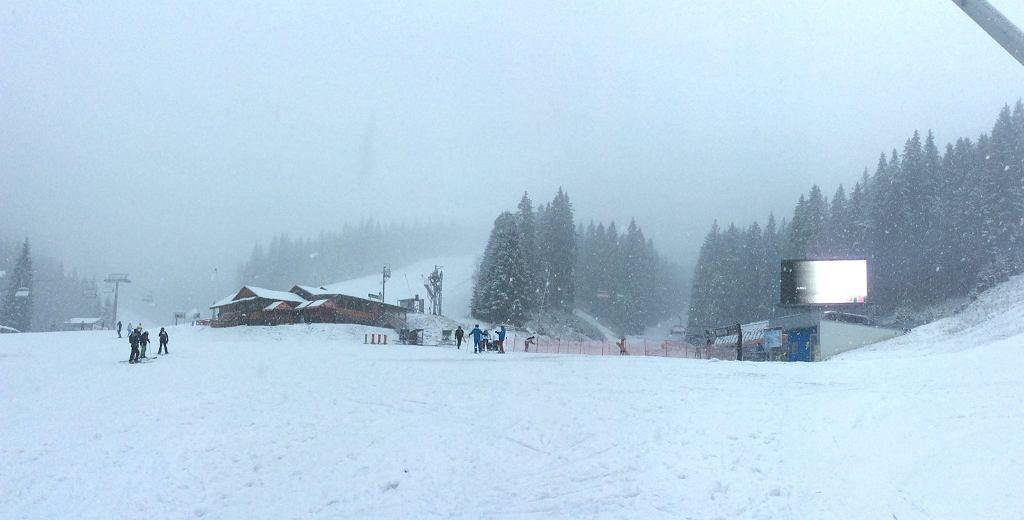 śnieży w Jasnej