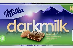 Nowa czekolada jakiej jeszcze nie było - Milka darkmilk!