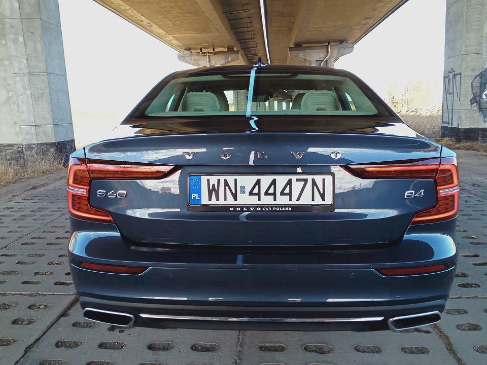 Zdjęcie numer 2 w galerii - Volvo S60 Zawsze je konfiguruję