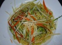Julienkowe spaghetti - ugotuj