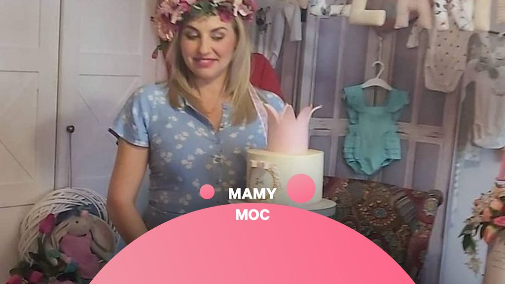Maja jest w ciąży geriatrycznej