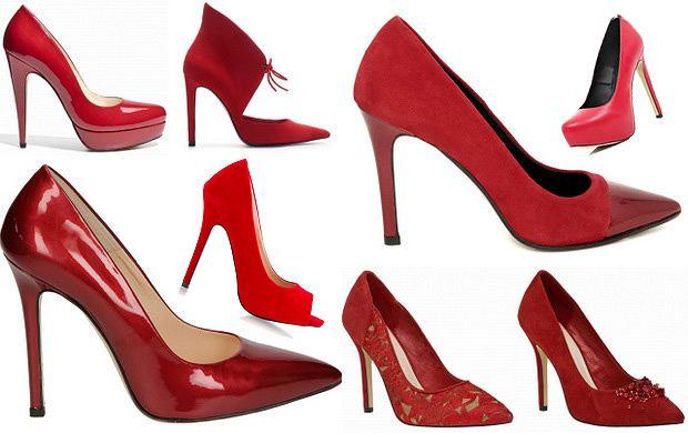 Czerwone szpilki - prosty przepis na kobiecość i seksapil