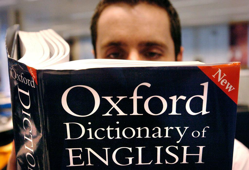 Pracę nad pierwszą edycją słownika oxfordzkiego zaczęły się w 1857 r.
