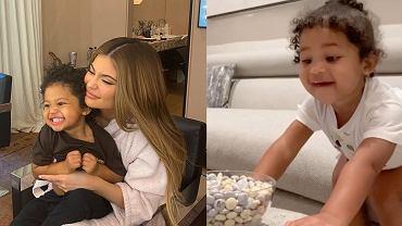 Kylie Jenner testuje cierpliwość córki