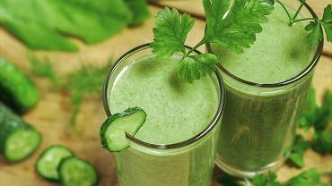 Drink pieruszkowo-ogórkowy
