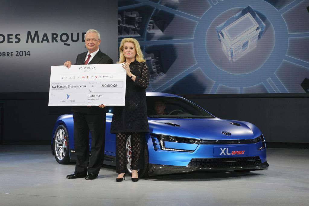 Volkswagen świętuje wyprodukowanie 200 mln pojazdów
