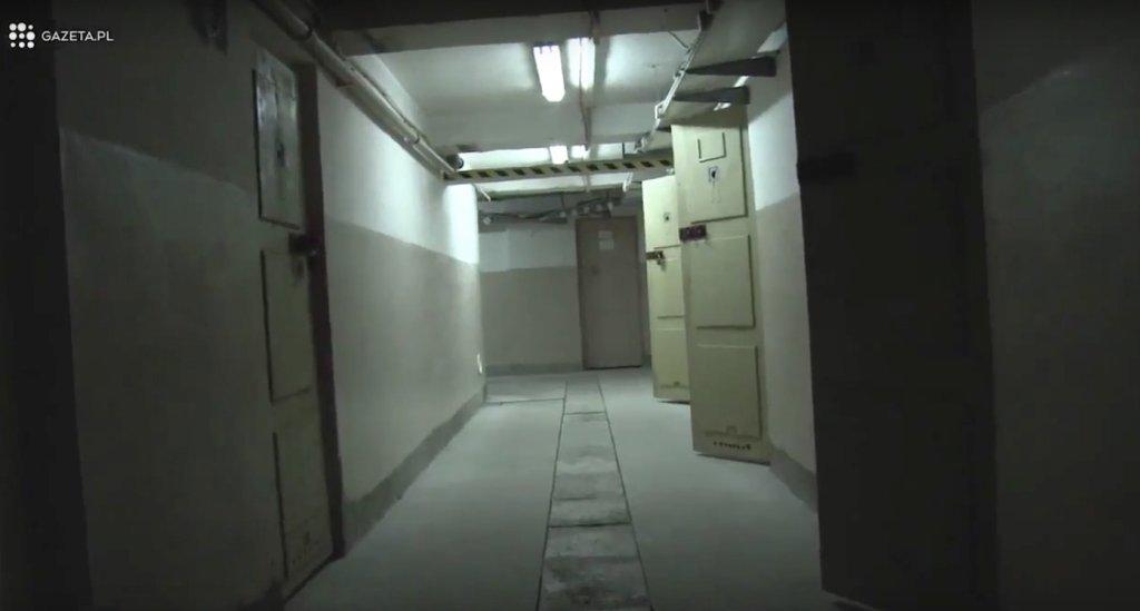 Piwnice Ministerstwa Sprawiedliwości