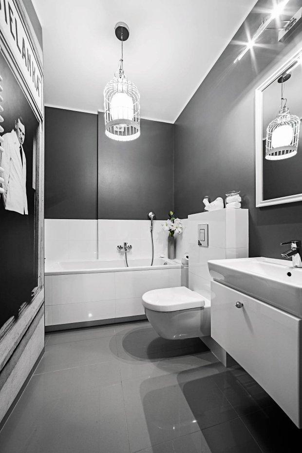 Jakie Kolor Farby W łazience Budowa Projektowanie