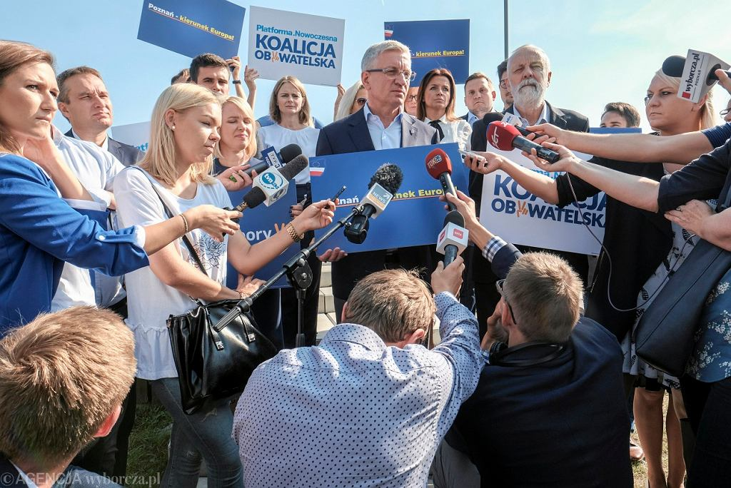 Poznań. Wybory samorządowe