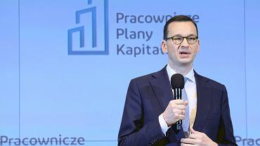 Pracownicze Plany Kapitałowe - konferencja premiera