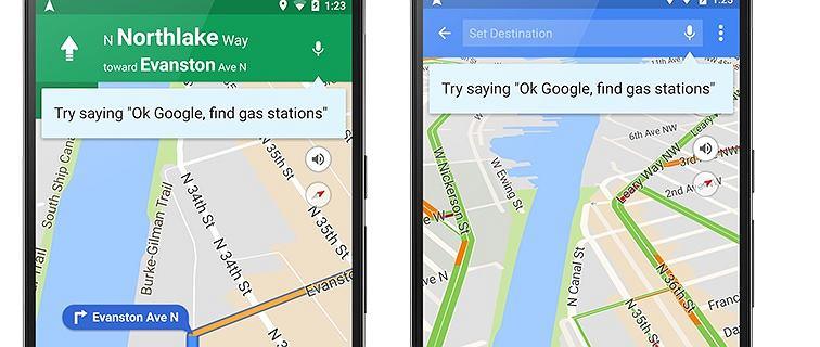 Mapy Google pokażą ograniczenia prędkości w aplikacji