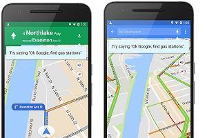 Mapy Google będą ostrzegać o ograniczeniach prędkości i fotoradarach