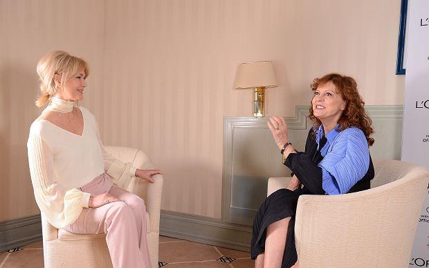 Grażyna Torbicka i Susan Sarandon, Ambasadorki L'Oréal Paris