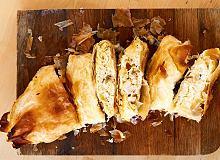 Stambulski borek z serem - ugotuj