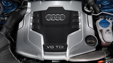 Silnik Audi diesel V6 TDI