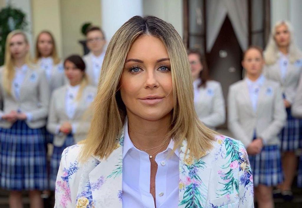 Małgorzata Rozenek 'Projekt Lady'