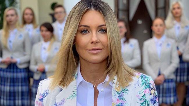 Małgorzata Rozenek-Majdan już tak nie wygląda. Ma nowy kolor włosów