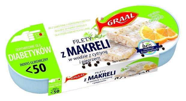Filety z makreli od firmy GRAAL