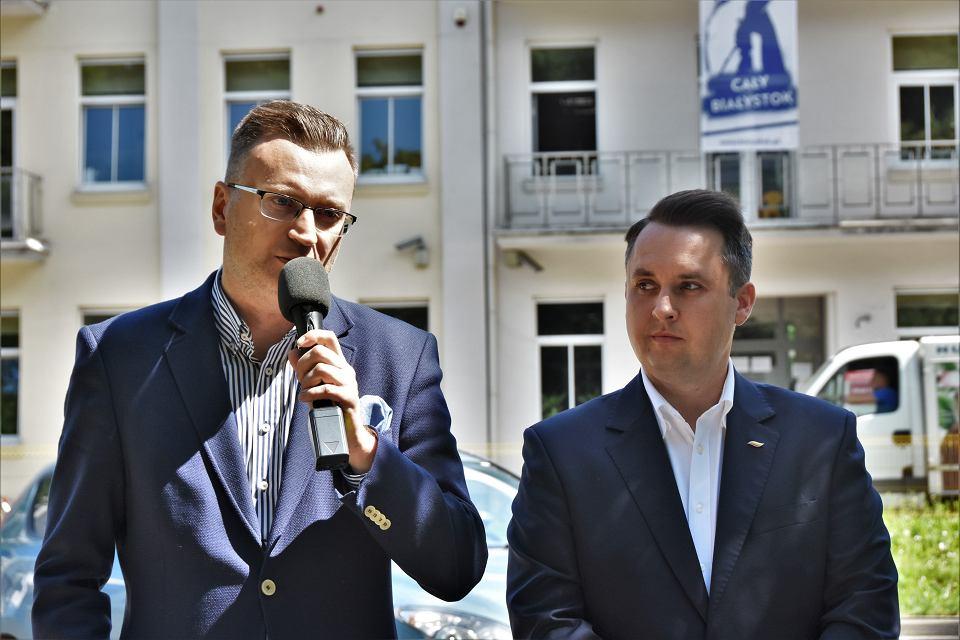 Zdjęcie numer 2 w galerii - Wybory prezydenckie 2020. Władze Białegostoku zachęcają do licznego udziału w głosowaniu
