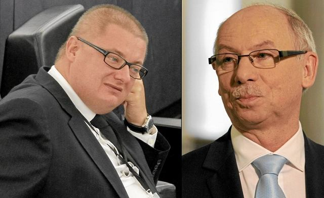 Michał Kamiński, Janusz Lewandowski
