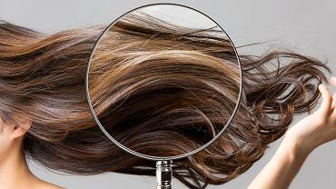 Na objętość fryzury wpływa zarówno gęstość jak i grubość włosów.