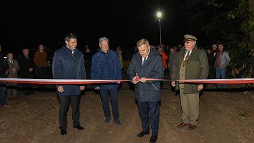 Otwarcie trasy narciarskiej w Białymstoku