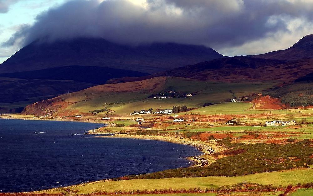 Szkocja, wybrzeże