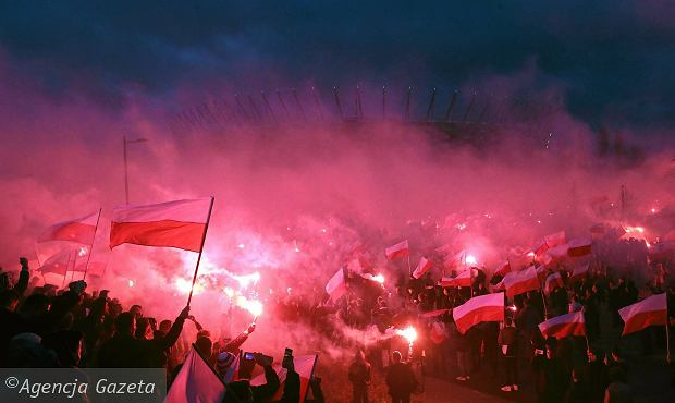 Marsz Niepodległości 2014