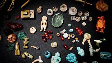 Pompeje: odkopano bezcenny zbiór amuletów