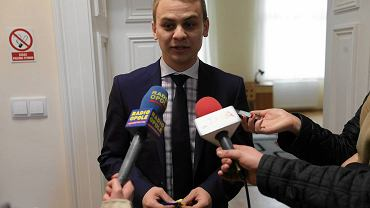 Wiceprezydent Marcin Rol