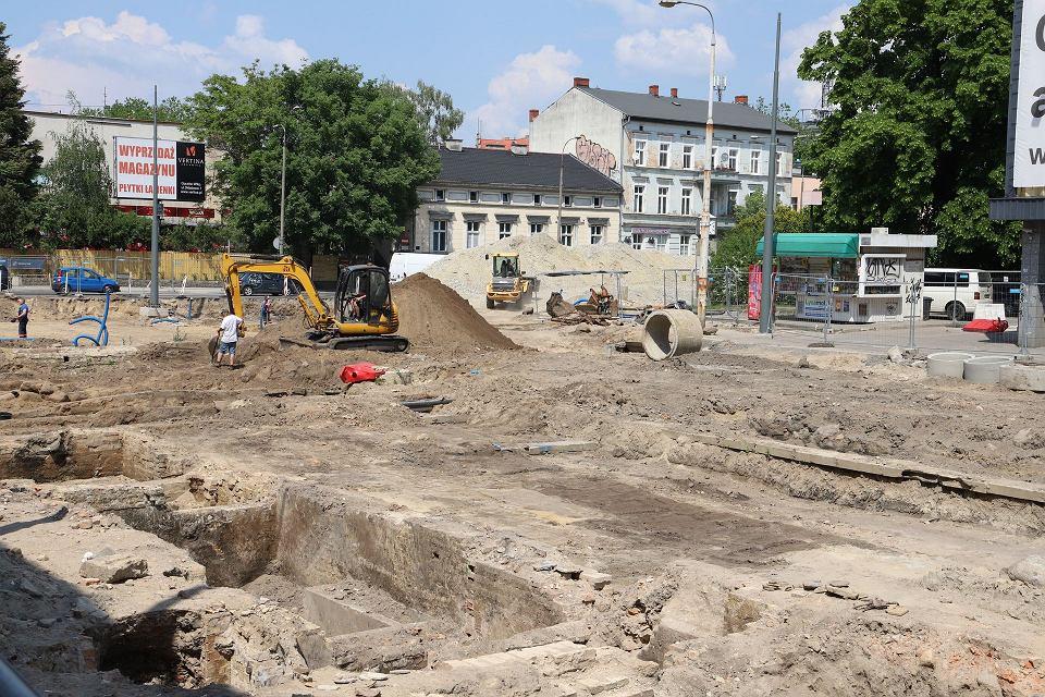 Zdjęcie numer 7 w galerii - Wielka przebudowa w centrum Gorzowa trwa już rok. Co się ostatnio zmieniło?
