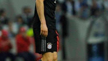 FC Porto - Bayern Monachium 3:1. Robert Lewandowski