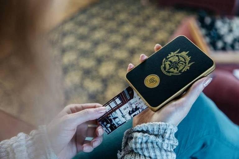 Drukarka wywołująca zdjęcia niczym z 'Proroka Codziennego'