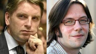Tomasz Lis. Łukasz Lipiński