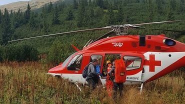 Burza w Niżnych Tatrach na Słowacji. Piorun poraził czworo turystów