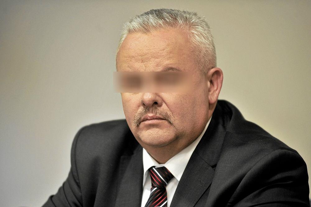 Były marszałek województwa podkarpackiego Mirosław K.